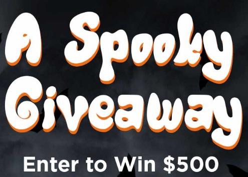 DrJays.com Dr Jay Spooky Giveaway