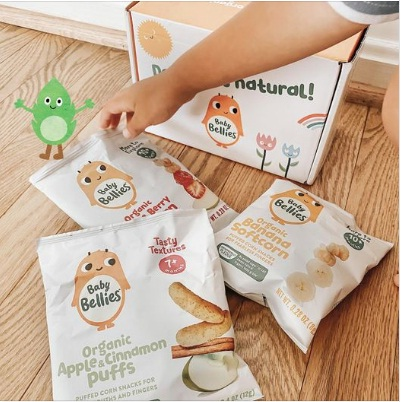 Every Bite Counts USA Little Bellies USA Giveaway