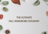 Innovation Brands Corp Ultimate Fall Wardrobe Giveaway