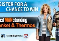 Last Man Standing Blanket And Thermos Sweepstakes