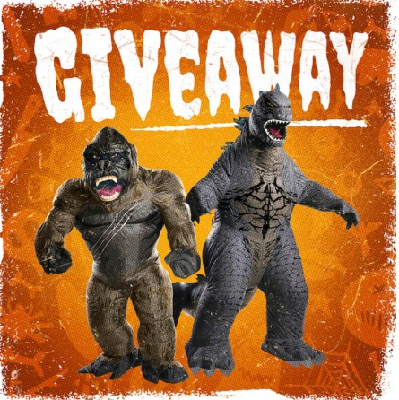 Legendary Pictures Productions Legendary Halloween At Home Sweepstakes