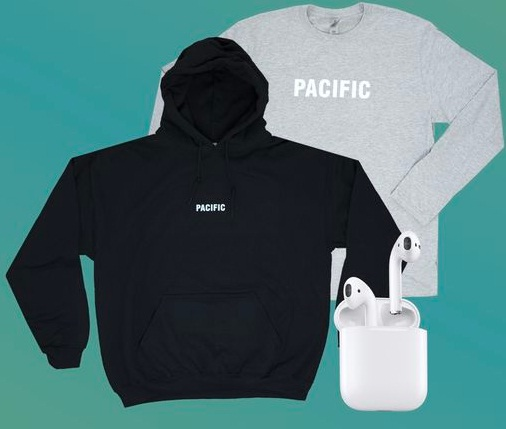 Pacific Toneden Pacific Sweepstakes