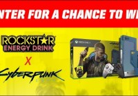 Rockstar A Johnny Cyberpunk 2077 Sweepstakes
