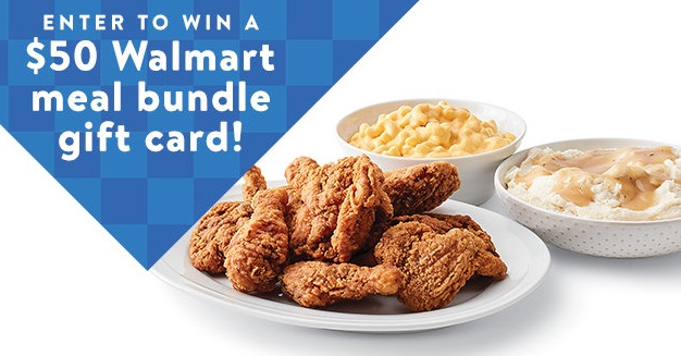 iHeartMedia And Entertainment Walmart Meal Solutions Sweepstakes
