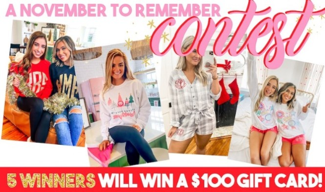 A November To Remember Contest