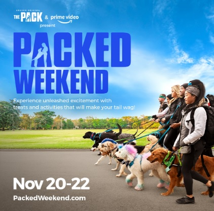 Amazon Prime Video The Pack Sweepstakes