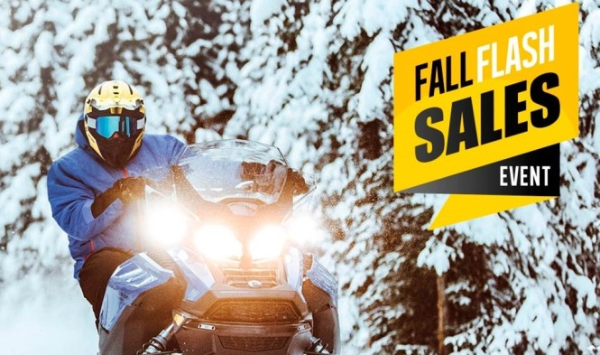BRP Fall Flash Sales Contest