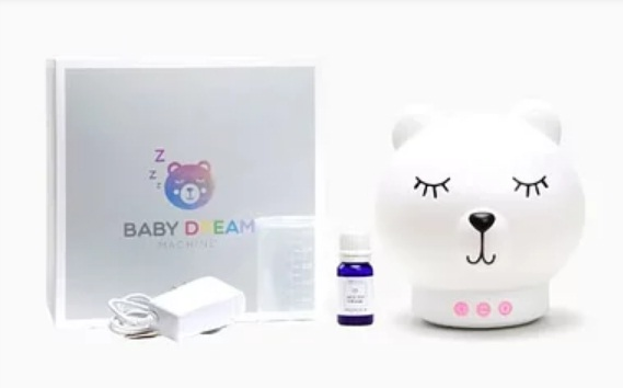 Meredith Corporation Baby Dream Machine Daily Sweepstakes