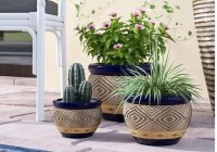 Meredith Corporation Better Homes And Gardens Planter Set Daily Sweepstakes