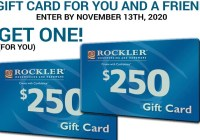 Rockler Woodworking And Hardware Giveaway