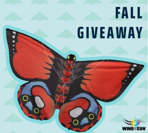X Kites Thanksgiving Giveaway