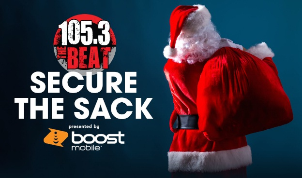 105.3 THE BEAT Secure The Sack Sweepstakes
