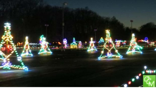 DTE Magic Of Lights Tickets Contest