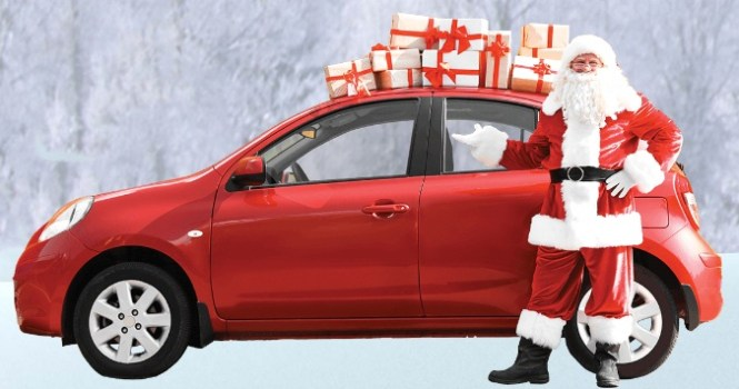 Direct Auto Holiday Car Giveaway