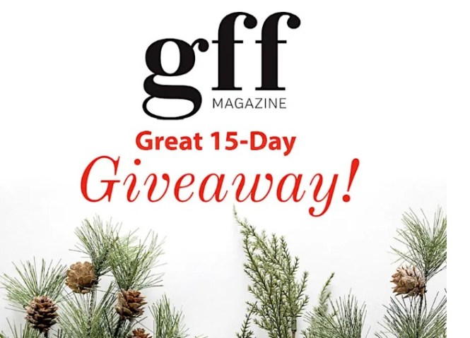 Gluten-Free Forever Magazine 15 Day Giveaway