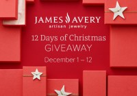 James Avery-12 Days Of Christmas Giveaway