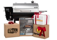 Logan Outdoor Camp Chef 12 Days Of Christmas Grand Prize Giveaway