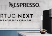 Nespresso Or Brand Connections Nespresso Vertuo Next Coffee And Espresso Machine Sweepstakes