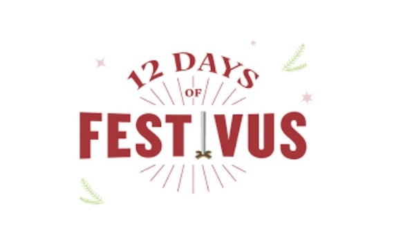Seinfeld 12 Days Of Festivus Contest