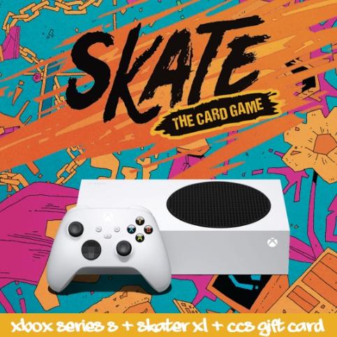Skater Gamer Bundle Giveaway
