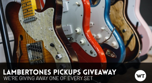 Worship Tutorials Lambertones Pickups Giveaway