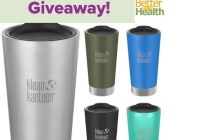 Better Health Market, Tumbler Giveaway