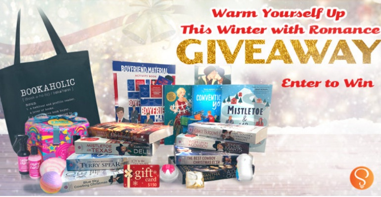 Bookstr Winter With Romance Giveaway