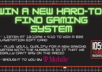 IHeartMedia New Hard-to-Find Gaming System Sweepstakes