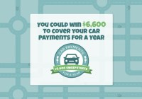 Second Street Media, Inc. Car Payments For A Year Sweepstakes