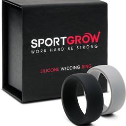 Silicone Wedding Ring Silicone Wedding Band For Men 2