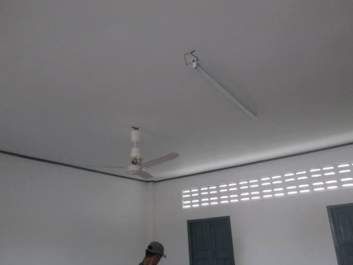 Building 1 Electricity complete