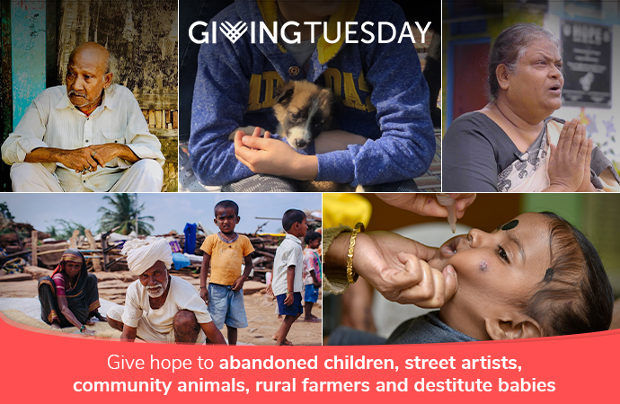 GivingTuesday in India & USA