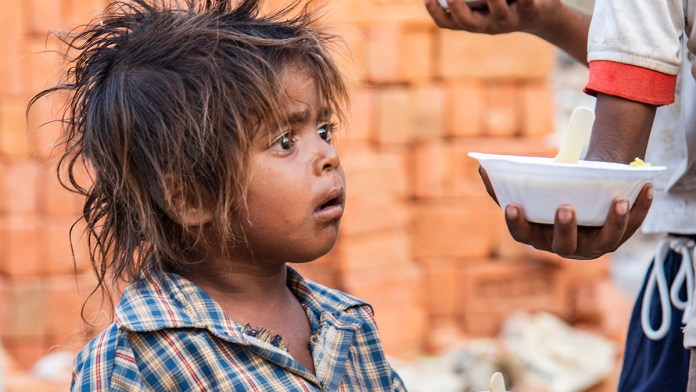 Mission No Child Hungry 2  - GiveIndia