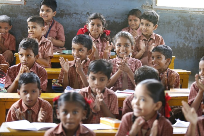 Why India needs to focus on education its children
