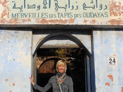 Morocco - Local sites in Rabat