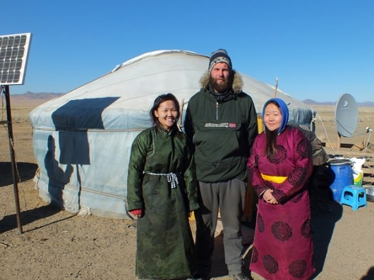 volunteer-with-host-family-mongolia