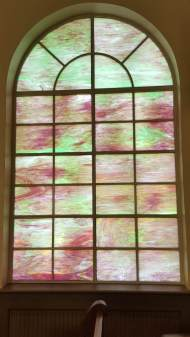 Bethel Baptist Stained Glass