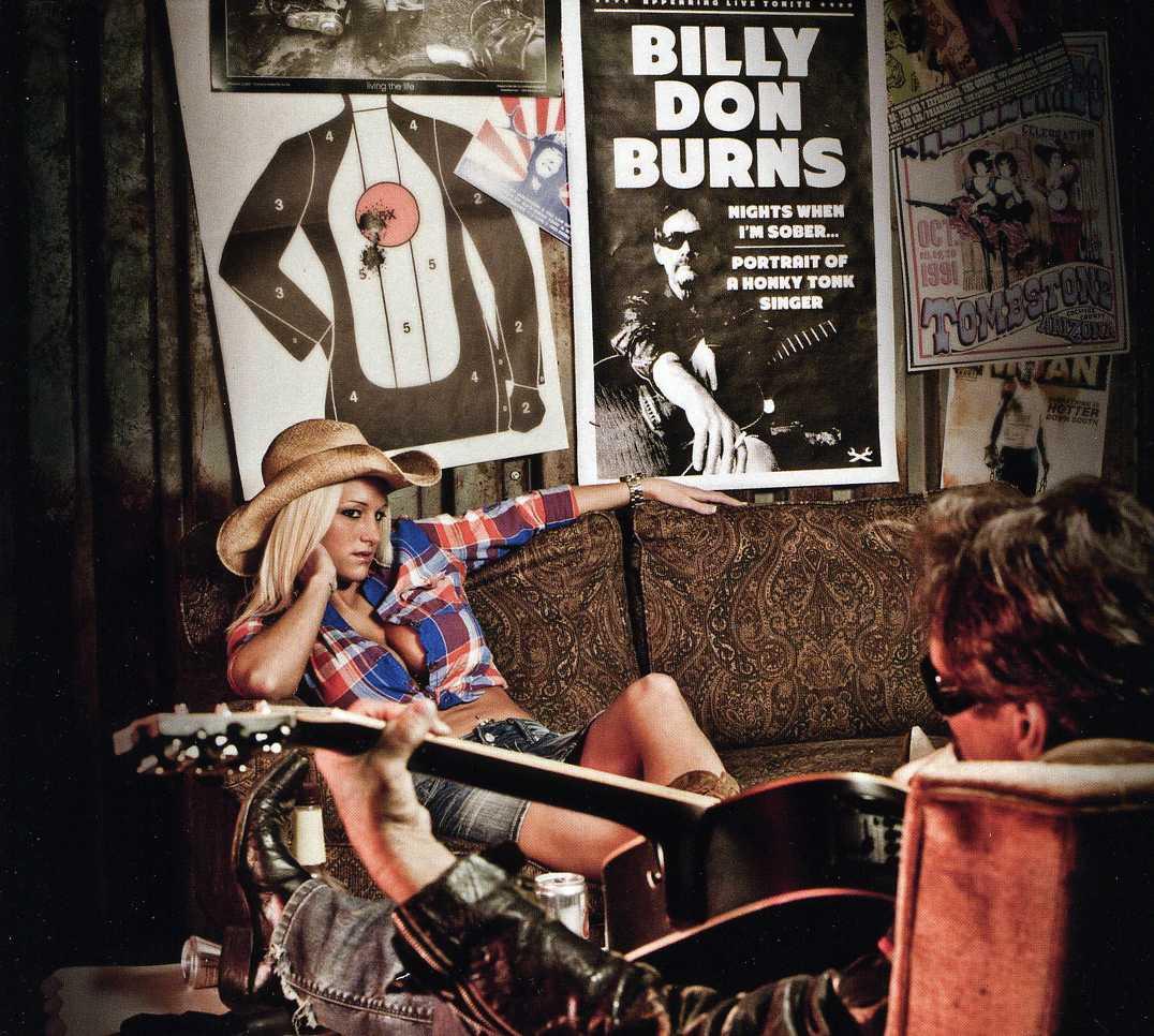 Billy Don Burns Nights When I'im Sober