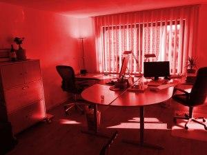 givenmedia office / büro