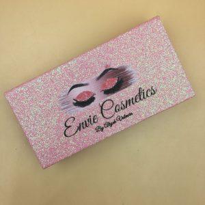 custom glitter eyelash packaging usa