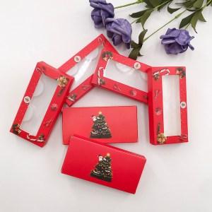 Christmas lash packaging vendor