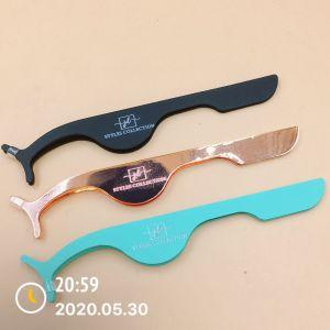 wholesale custom eyelash tweezers