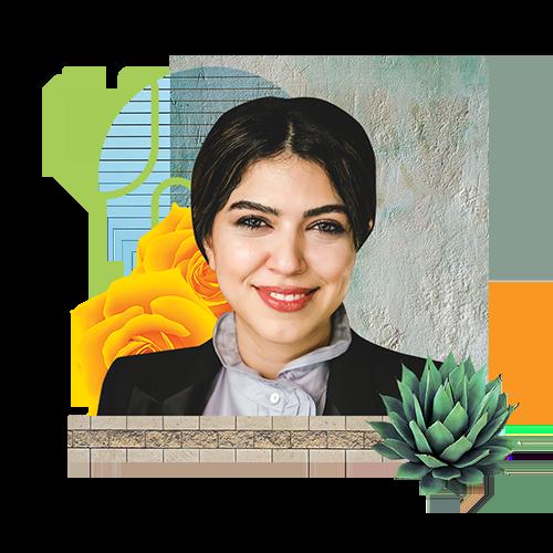 Grateful Web Student Ava Kamiri