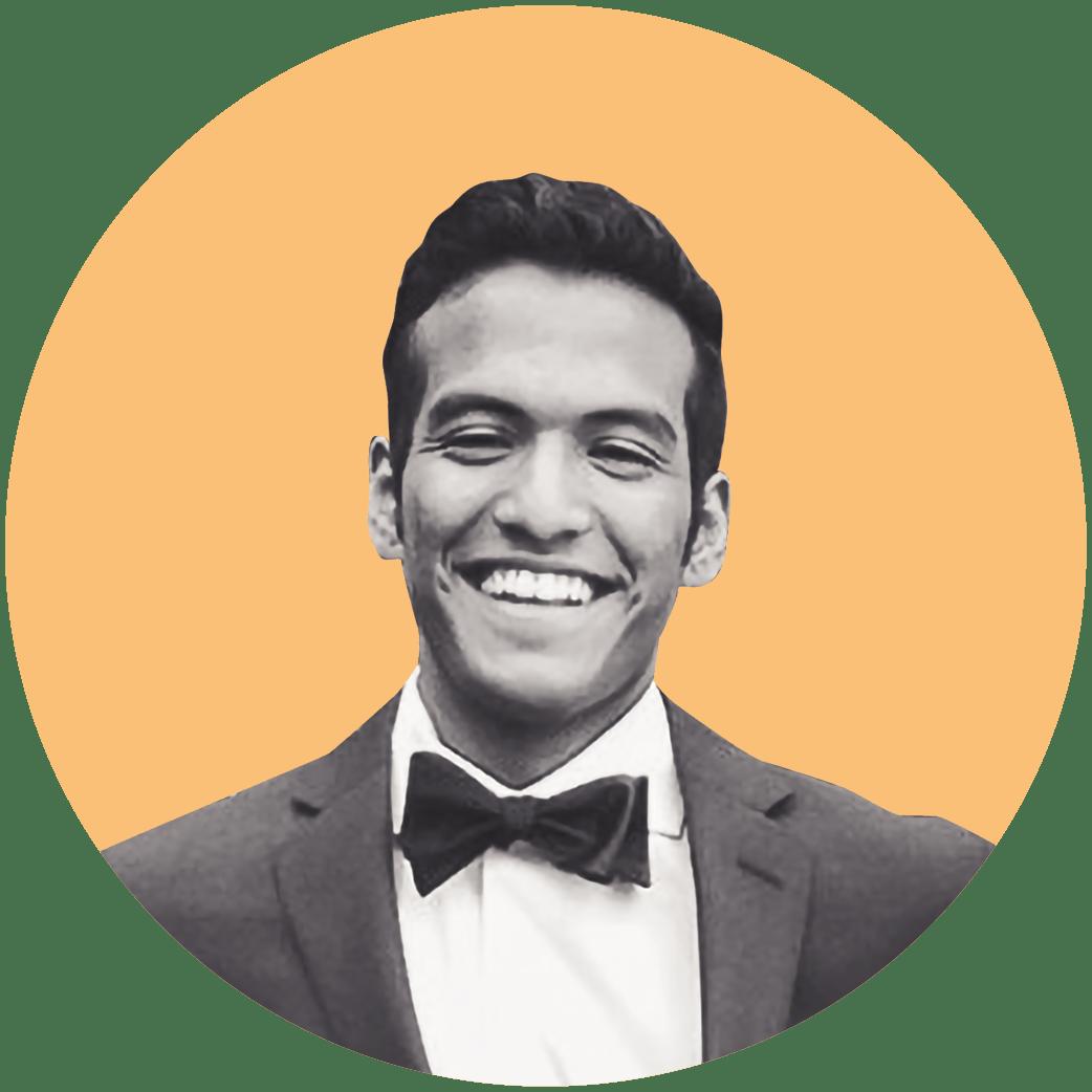 Grateful Web Student Samuel Arciniega x