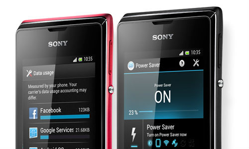 Sony Xperia E: Dual SIM Variant Set For Release in March 2013