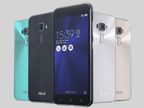 31% off Asus Zenfone 3 ZE520KL-1A035IN (Black)