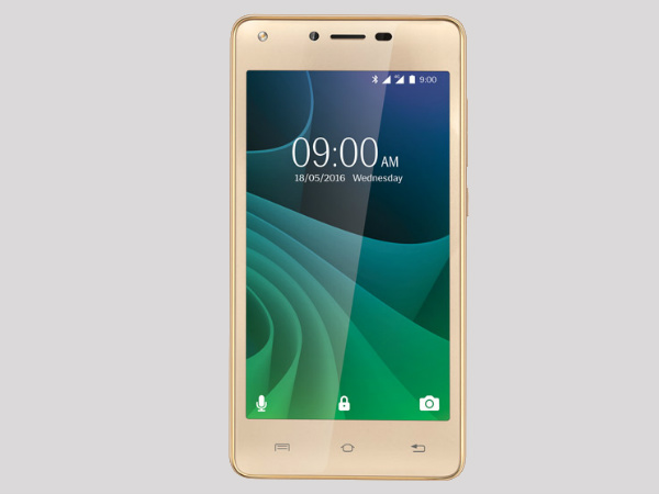 19 1495197586 lavaa77image1 Lava A77 4G smartphone launched at Rs. 6,099
