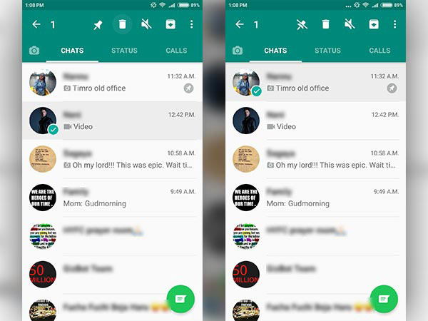 2 19 1495180688 WhatsApp adds Pinned Chats feature for Android devices