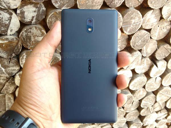 Nokia 3 specifications