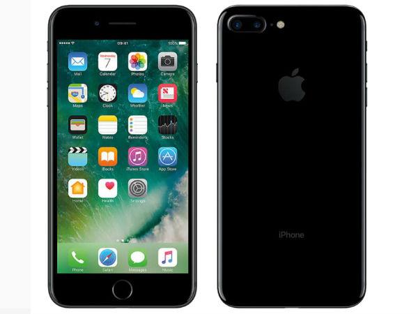 27% off on Apple iPhone 7 (Black, 32GB)